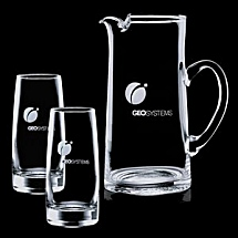 Engraved Executive Water Sets