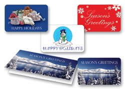 Holiday Award Cards - Design your own or use our stock cards  for your Appreciation Awards program