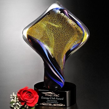Outstanding Corporate Award Trophies