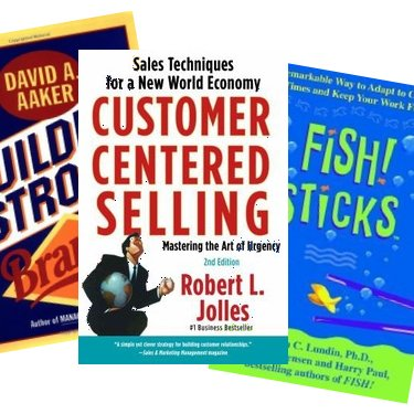 we have every current business bestseller, every top business book author and every classic business title.