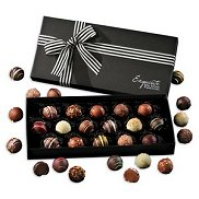 Chocolate Truffles in Customized Tin