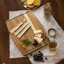 Cutting Boards and Cheese Boards with Logo