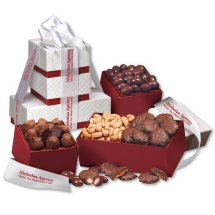 Gourmet Gift Towers by Maple Ridge Farms