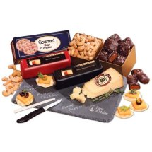 Meat & Cheese, Candies, Hams, Turkeys - Delicious Holiday Food Gifts
