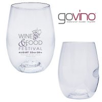 Govino stemless wine glasses, reusable, plastic glasses perfect for pool events and days at the park