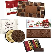 Stock Chocolate Cookies, Wrapper Bars and Chocolate Assortments