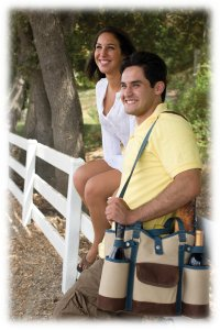 Wine Totes Personalized with your logo or company message