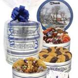 Cookie Gift Towers and  Gourmet  Food Gift Towers